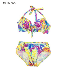 2017 Super Qulity Open Summer Swimwear Colorful Bikini For Sexy Lady