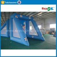 inflatable football/soccer field, inflatable football playground commercial grade