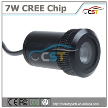 Wholesale High quality led logo light with all cars names and logos no drill type use CR-EE chip