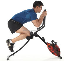 2017 PUKO fitness cycle exercise machine with total crunch