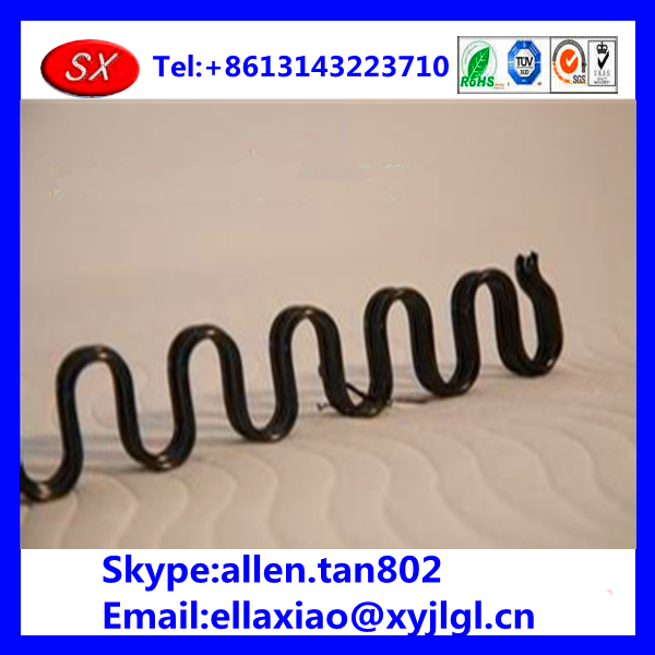 Customized snaky spring/Serpentine Spring , stainless steel Serpentine Spring , nickel plated Serpentine Spring