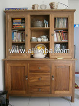 Teak Recycle Cabinet
