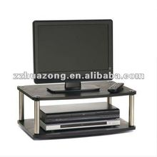 Convenience Concepts Designs 2 Go 2 Tier Swivel TV Stand NEW!!