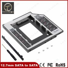 12.7mm 2nd hdd hard drive disk 2.5 hard drive caddy sata with low price