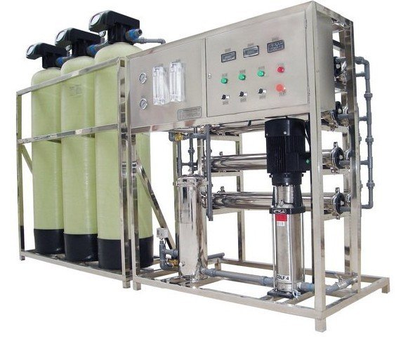 2000L/h guangzhou CE approved reverse osmosis system for drinking water