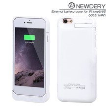 Cheap Price High Quality Mobile Phone Charger Bank External Battery Backup Case For iPhone6&6s