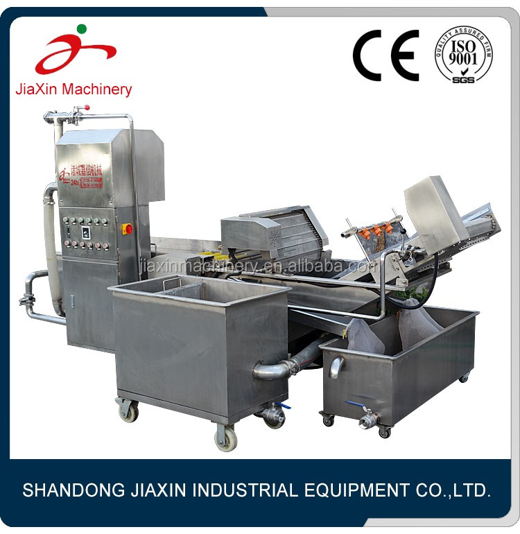 Industrial fruit vegetable cleaner puree machine