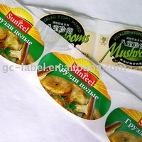 food stickers & labels