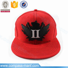 In 2016, contracted wings embroidery style snapback hat