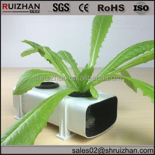 plastic extruded trunking for hydroponics