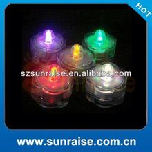 Good Quality water submersible led tea lights made in China