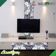 ALY-SF003 Eco-friendly Home Decoration Soundproof 3D Pvc Wallpaper