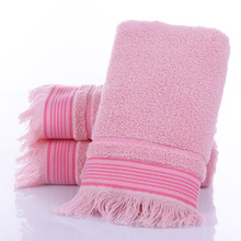 China supplier customized fancy guest hand cotton towels