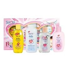 아기 피부 care products baby 욕 gift set, Natural baby care 욕 gift sets