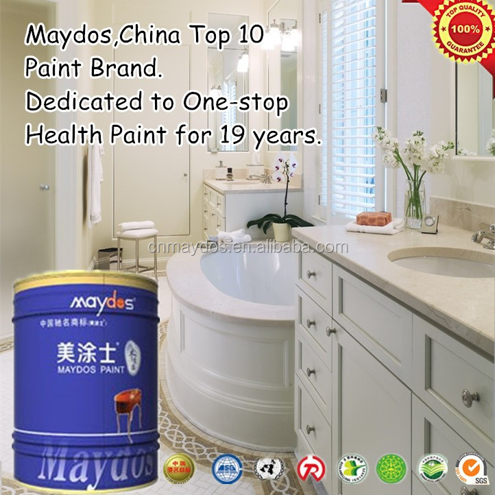 Maydos Polyester Extra Clear Varnish & Primer & White Primer for furniture