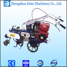 gasoline furrower multi-functions of mini farm tractor plow for sale hand ploughing machine