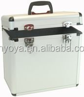 50LP DELUXE FLIGHT CASE - ALUMINIUM 127.028 By Best Price Square