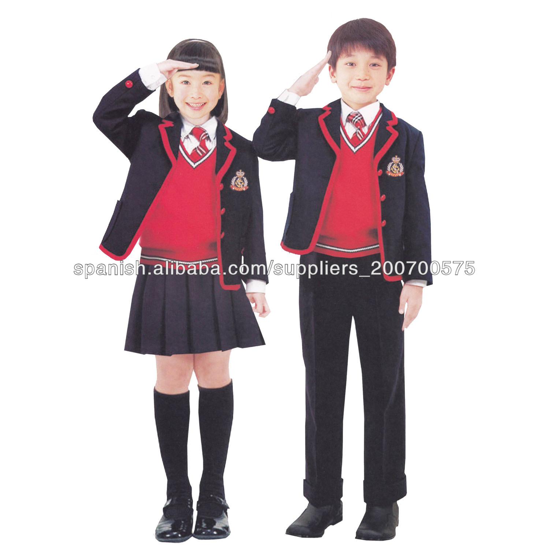 Uniforme De Escuela