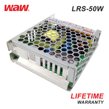 LIFETIME WARRANTY 48V 1A 50W LRS-50-48 DC Switching Power Supply LED power supply