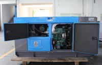Big sale! 80kva Open Type Diesel Generator Powered by FAWDE engine