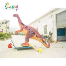 Sunway Inflatable Cartoon Models Event Party Giant Life Size Advertising Inflatable Dinosaur Model for Sale