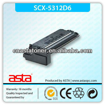 High quality SCX-5312D6 laser toners for Samsung printer