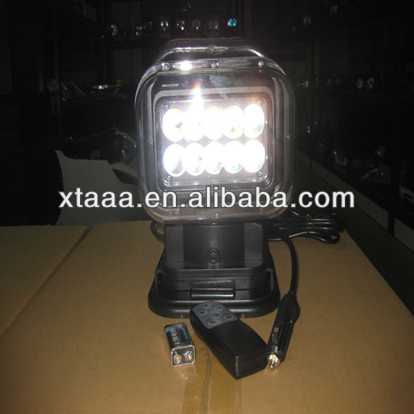 50W Led Remote Control Car Roof Light Magnet Fixation With The 11th Year Gold Supplier In Alibaba (XT2009)