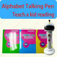 Digital Smart Reading pen for Children EDUC toys English talking pen book