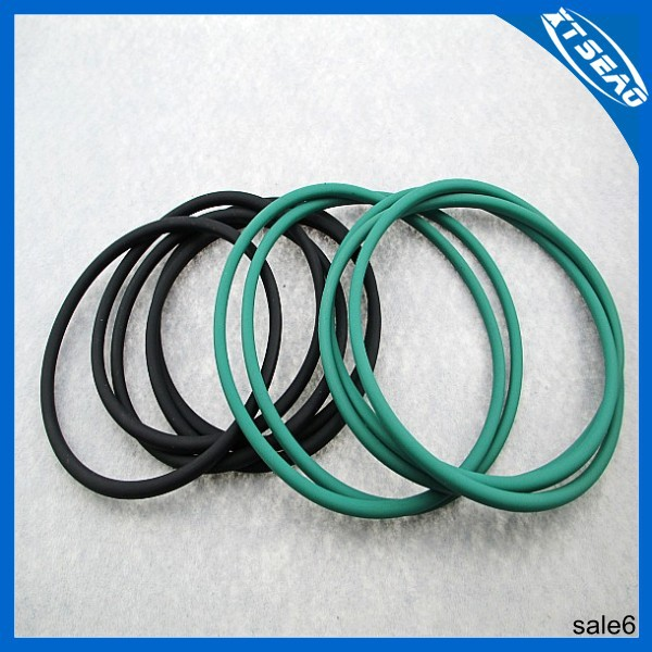 raw materials silicone rubber O ring