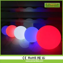 led spin ball flashing spinning ball stick ball toys