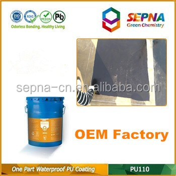 Factory Floor Polyurethane Waterproof Coating