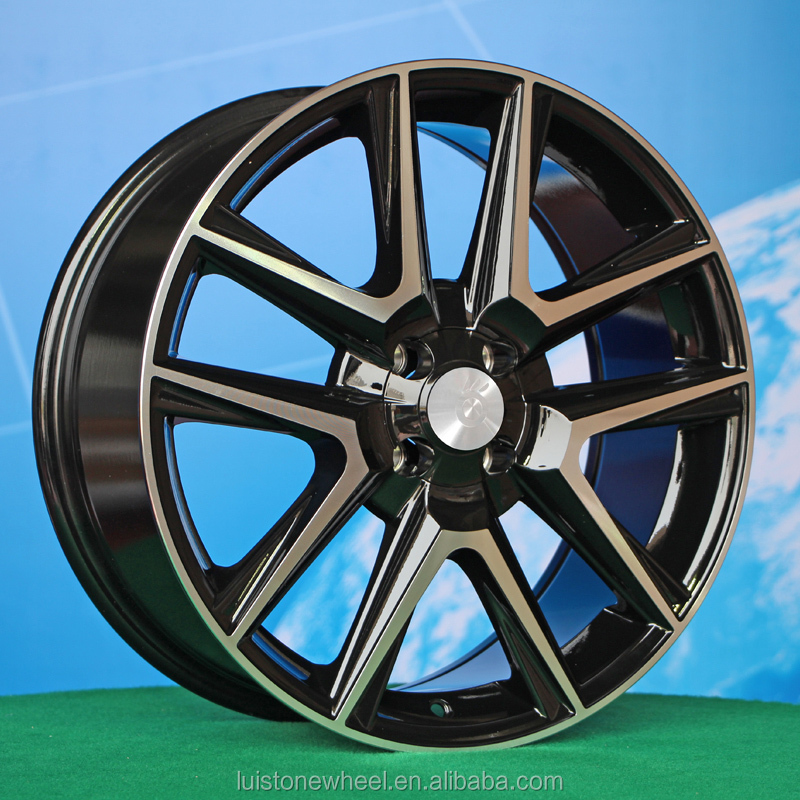18inch Luistone popular luxurious hot sale full painting wheels rim s for car L1376