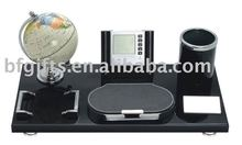 high quality wood gift /desk wood gift set:BF10129