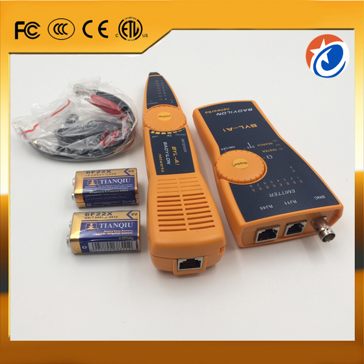 Telephone Network Phone Cable Wire Tracker Phone Generator Tester Diagnose Tone Networking Tools