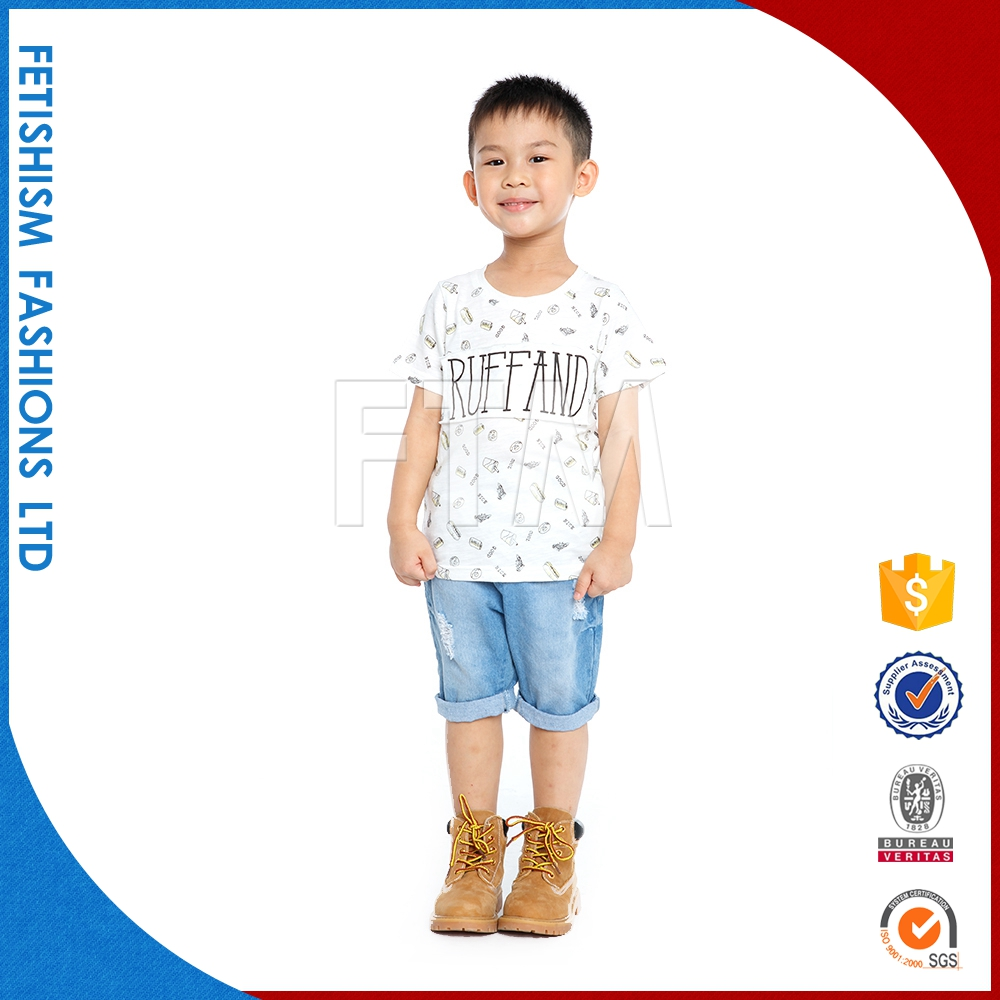 China wholesale kids fashion sports clothes for kids
