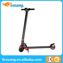 China factory foldable kick scooter 2 wheel electric scooter for adult with CE approval