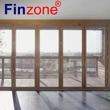 Household multi-function promotional high quality aluminum bi folding door