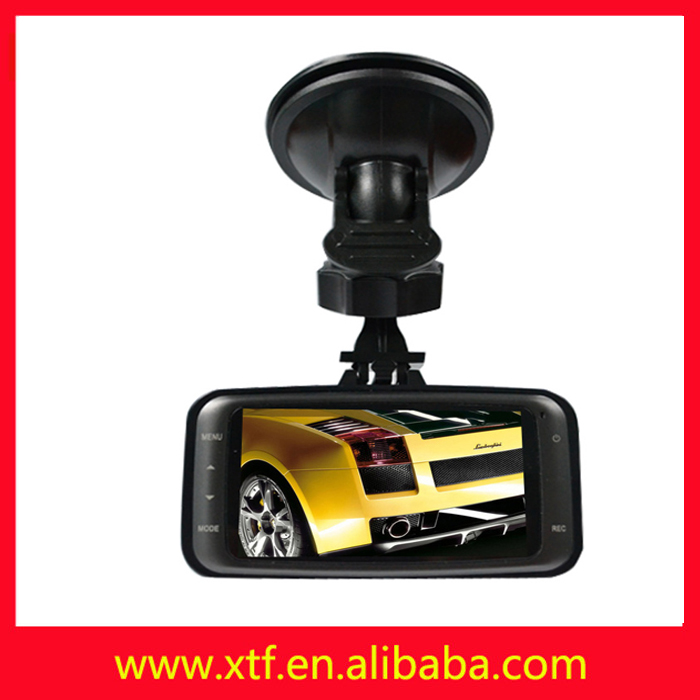 "Yahoo com email 2.7 ""LCD 120 - degree wide Angle GS8000 video surveillance car camera"