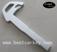 emergency key (aluminium) for Volvo/Jaguar key blank car key case
