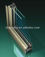 Aluminio Sliding Window Interior Window Frame Window Aluminum Profiles