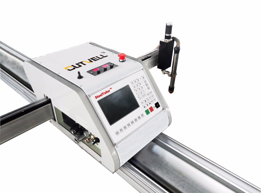 Cutwell C1 portable cnc machine saw blade for cutting stainless steel Make cnc cutting affordable
