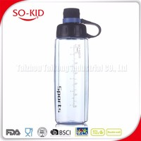 Colorful Plastic outdoor sporting goods wholesale small water bottle