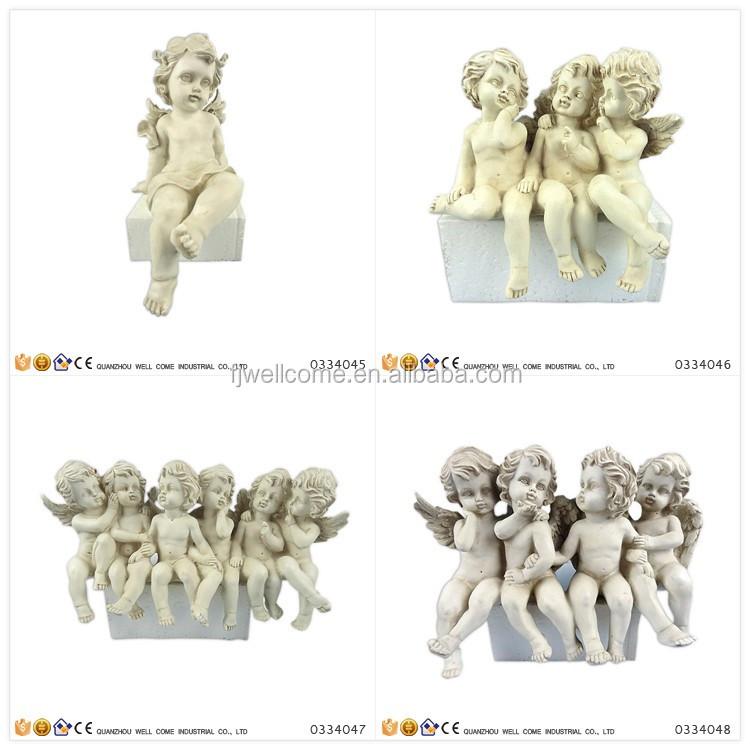 home decor figurines do anjo sonny anjo do menino do mi 250 do