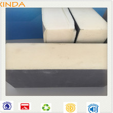 Construction material Polyurethane thermal insulation board bare plate PU foam board