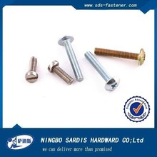 China Supplier&Manufacture high quality widely used pan head bolt with nut
