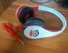 2015 hot selling new mold musice headphone mp3 for mobile and computer from factory