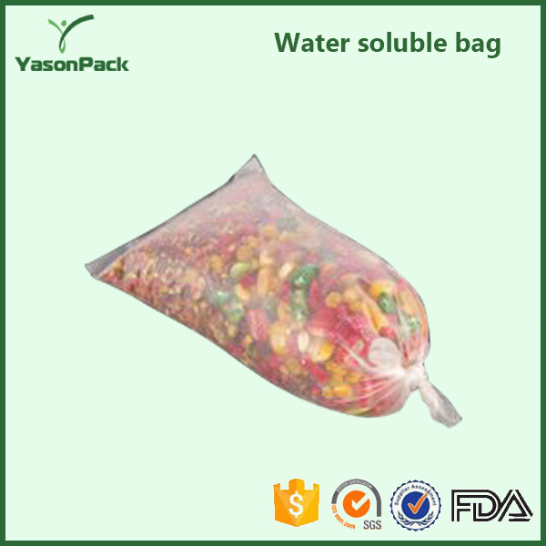 environmental protection PVA water soluble fishing bait bag