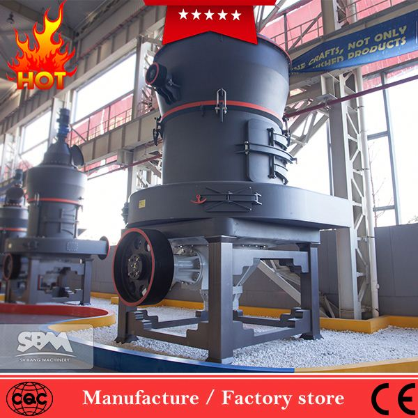 2017 TOP SALE clay grinding machine , gypsum plaster production line
