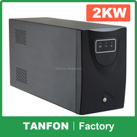 Hot selling Pure Sine Wave DC To Ac 2KW 3KW 5KW on grid tie solar power inverter