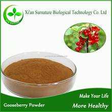 100% natural Phyllanthus Emblica Extract/Alma berry P.E./Indian Gooseberry powder